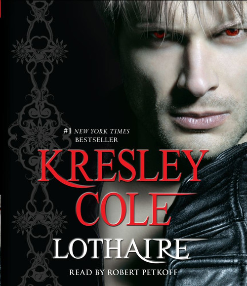 Lothaire (Immortals After Dark) by Kresley Cole, Audiobook, CD, Unabridged (9781442346758)
