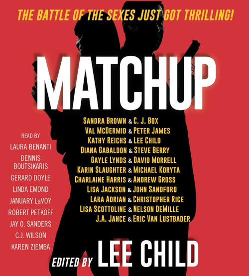 MatchUp by Lee Child, Audio CD – Audiobook, CD, Unabridged (9781508233886)