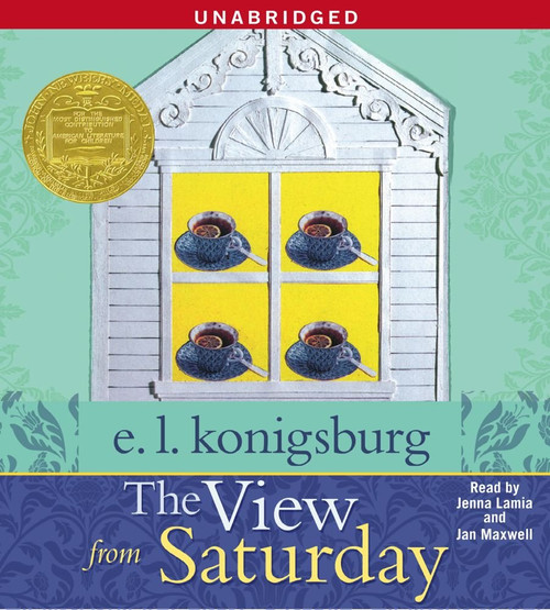 The View From Saturday by E.L. Konigsburg, Audio CD – Audiobook, CD, Unabridged (9780743597135) Details