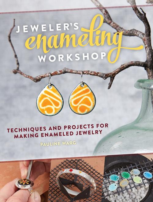 Jeweler's Enameling Workshop - Making Enameled Jewelry Pauline Warg - Paperback (9781632500007)