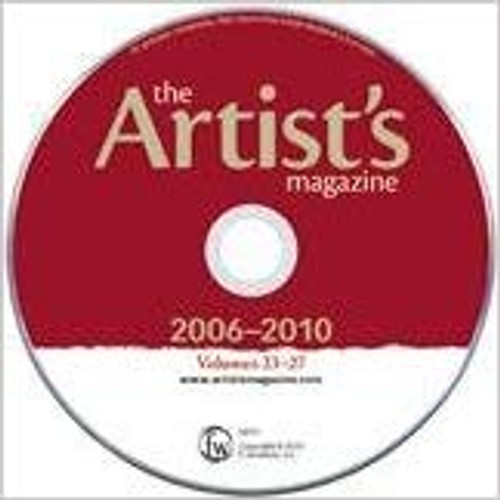 The Artist's Magazine Five Year Archive 2006-2010 - CD - 52 Issues (9781440312489)