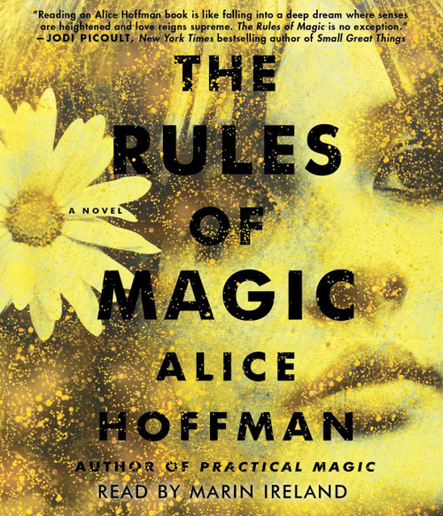 The Rules of Magic - A Novel by Alice Hoffman -Audiobook, CD, Unabridged (9781508238270)