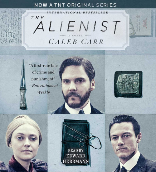 The Alienist by Caleb Carr - Audiobook, CD, Abridged (978-1508257332)