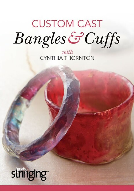 Custom Cast Bangles and Cuffs with Cynthia Thornton - DVD - 2 Disc Set (9781632503367)