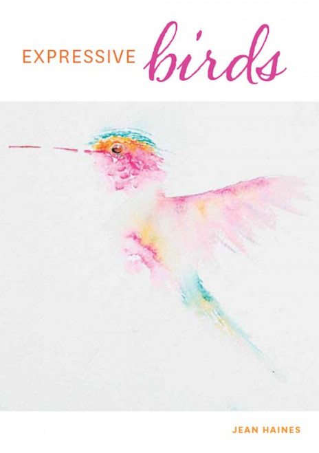Expressive Birds - Jean Haines -  Learn how to paint birds in a loose, atmospheric style! - DVD  (9781440354588)