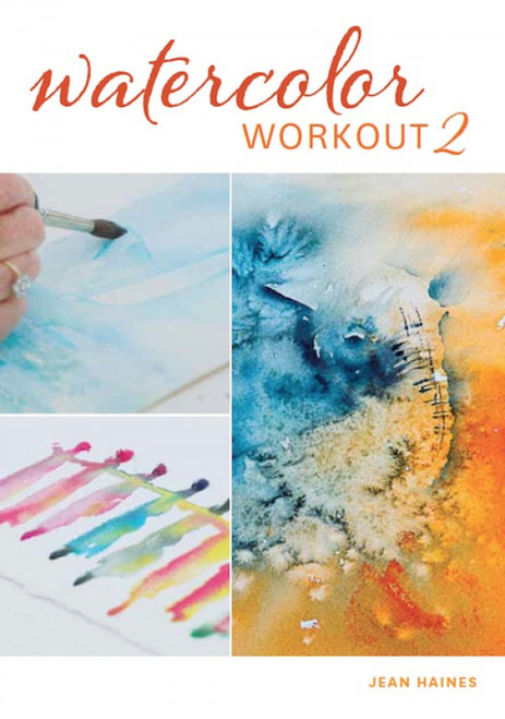 Watercolor Workout 2 with Jean Haines - DVD (9781440354571)