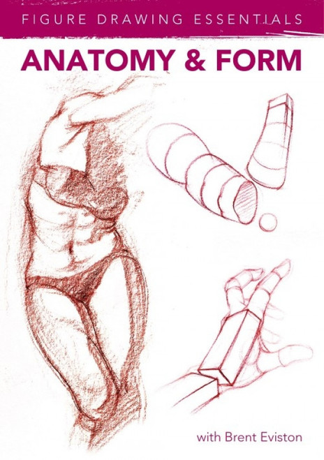 Figure Drawing Essentials - Anatomy & Form with Brent Eviston - DVD (9781440353215)