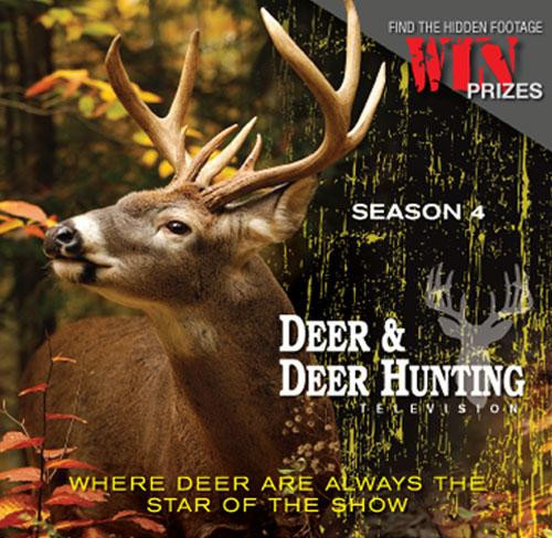 Deer & Deer Hunting TV Season 4 - DVD (9781440213823)