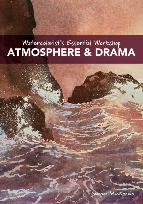 Watercolorist's Essential Workshop - Atmosphere & Drama with Gordon MacKenzie - DVD (9781440353819)
