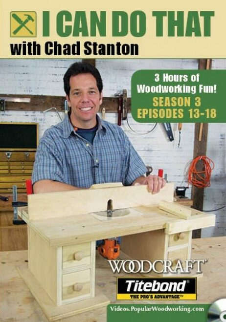 I Can Do That! with Chad Stanton - Season 3 Episodes 13-18 - DVD (9781440352270)