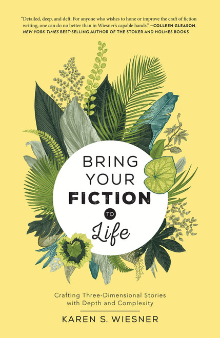 Bring Your Fiction to Life by Karen S. Wiesner - Paperback (9781440349829)
