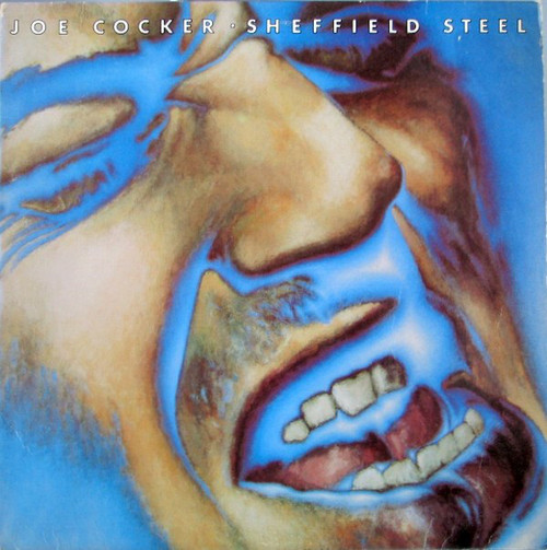 Joe Cocker ‎– Sheffield Steel - Vinyl LP Record Album - IL 9750