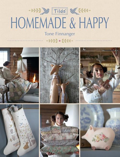 Tilda Homemade & Happy by Tone Finnanger - Paperback (9781446305904)