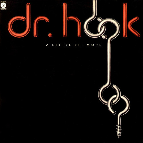 Dr. Hook (A Little Bit More) Vinyl LP Record Album Capitol ST-11522