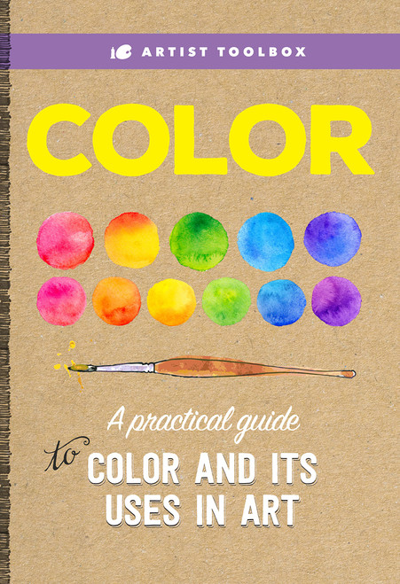Artist Toolbox - Color - A practical guide to color and its uses in art - Paperback (9781633222724) Front
