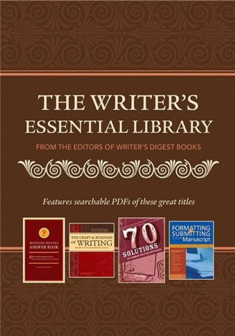 The Writer's Essential Library CD - 4 Books (9781582976020)