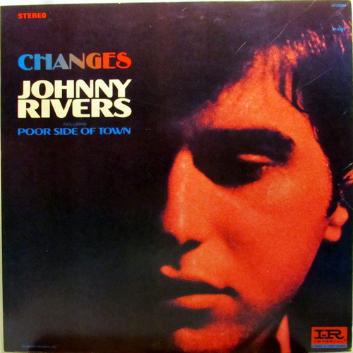 Johnny Rivers (Changes) Vinyl LP Record Album Imperial ‎LP-12334