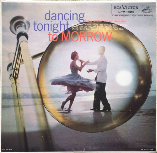Buddy Morrow And His Orchestra (Dancing Tonight To Morrow) Vinyl LP Record Album RCA-Victor LPM-1925