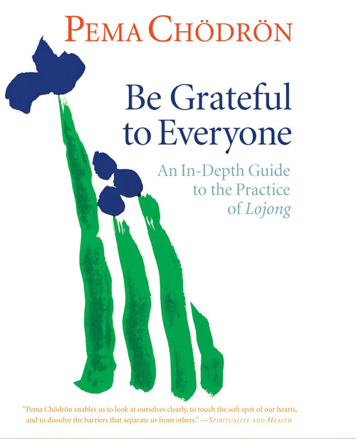 Be Grateful to Everyone: An In-Depth Guide to the Practice of Lojong by Pema Chodron - Audiobook 7 CDs (9781611802498)