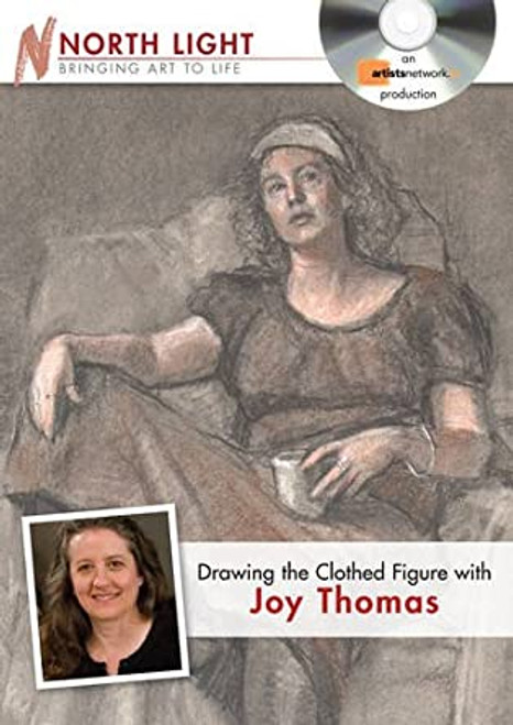Drawing the Clothed Figure with Joy Thomas - DVD
