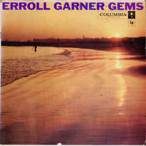Errol Garner (Gems) Vinyl LP Record Album Columbia CL 583