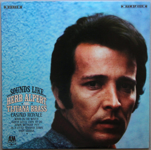 Herb Alpert & The Tijuana Brass (Sounds Like...Herb Alpert & The Tijuana Brass) Vinyl LP Record Album A&M SP-4124