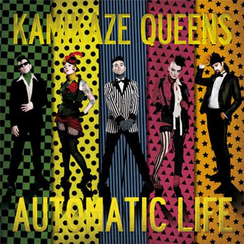 Kamikaze Queens (Automatic Life) Vinyl LP Record Album Sounds Of Subterrania SOS-113