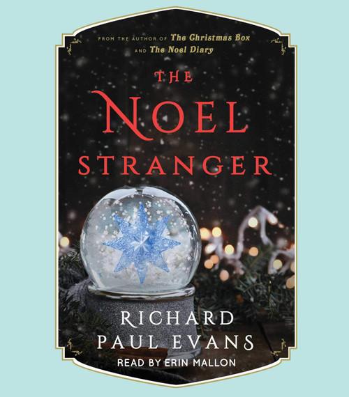 The Noel Stranger (The Noel Collection) by Richard Paul Evans - Unabridged Audiobook 5 CDs - 9781508252481