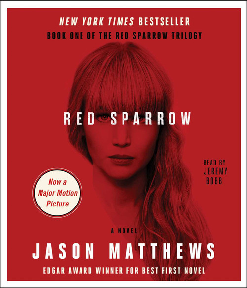Red Sparrow: A Novel by Jason Matthews - Unabridged Audiobook 15 CDs - 9781508243861