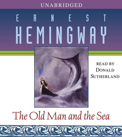 The Old Man and the Sea by Ernest Hemingway - Unabridged Audiobook 3 CDs - 9780743564366