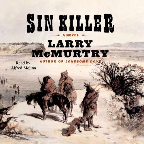 Sin Killer (Western Series) by Larry McMurtry - Unabridged Audiobook 7 CDs - 9780743525114