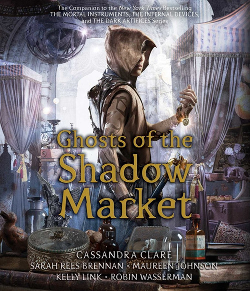 Ghosts of the Shadow Market by Cassandra Clare - Unabridged Audiobook 14 CDs - 9781508278696
