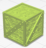 Small Crate - Unpainted
