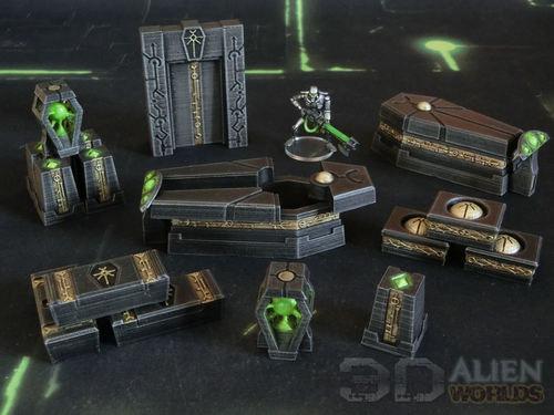 Necrontyr KillTeam Arena
