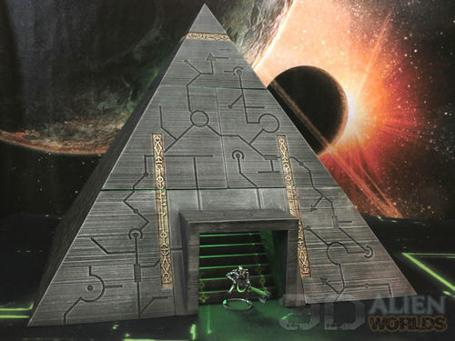Necrontyr Pyramid