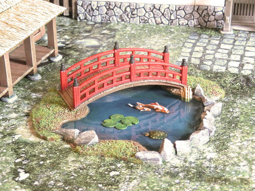 Samurai Pond