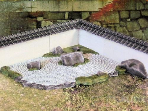 Samurai Zen Garden