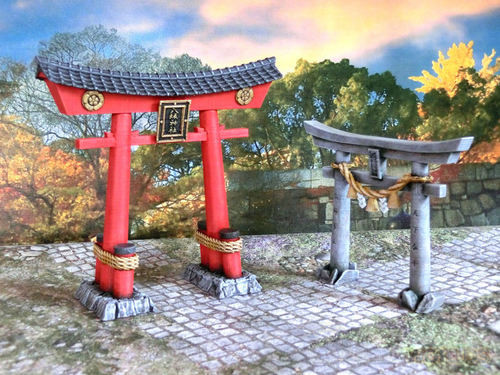 Samurai Torii Set