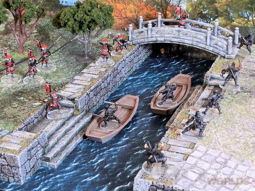 Samurai Canal Set
