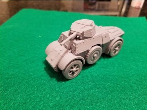 AB 4043 armoured car
