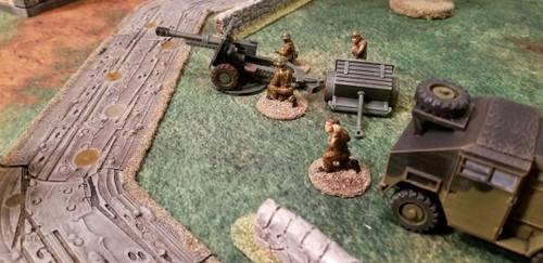 25 pounder Field Gun