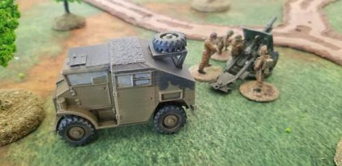 F.A.T. Field Artillery Tractor