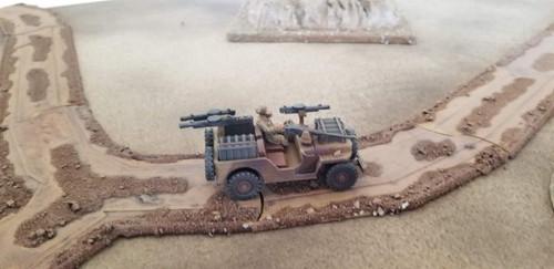 LRDG Jeep