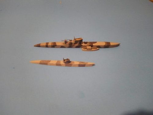 Kriegsmarine Type VII Submarine