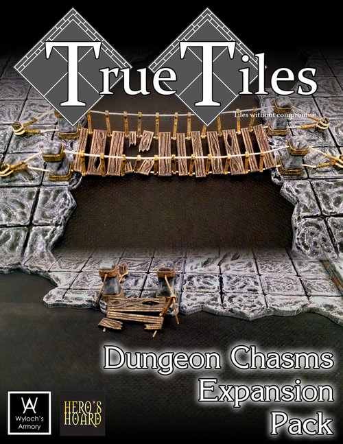 TrueTiles Chasms Expansion Set