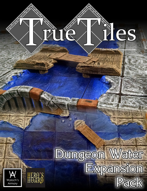 TrueTiles Water Expansion Set