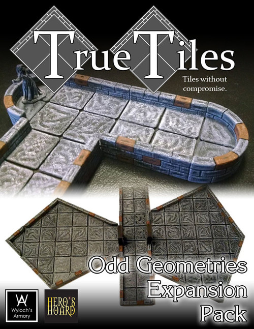 TrueTiles Odd Geometries Expansion Pack