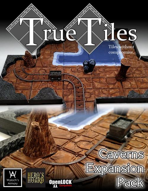 TrueTiles Caverns Expasion Pack 2