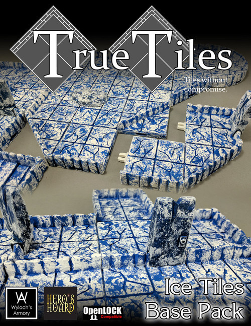 TrueTiles Ice Tiles Base Expansion