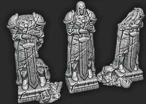 Wintertide Statue Set